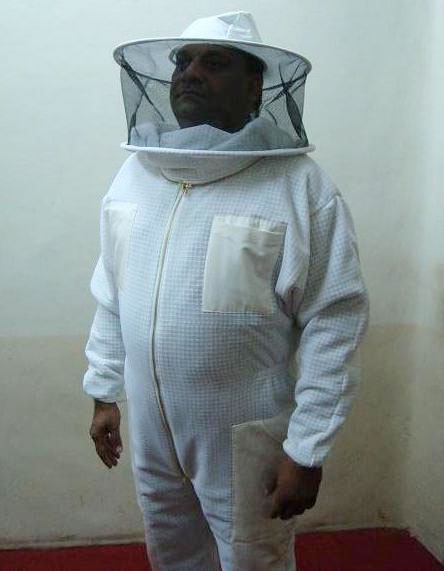 Ventilated Suit with Helment